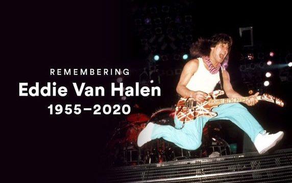 Eddie Van Halen est mort, retour sur sa carrière